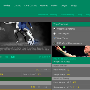 BET 365; GOOGLE CAN'T SEE YOUR WEBSITE